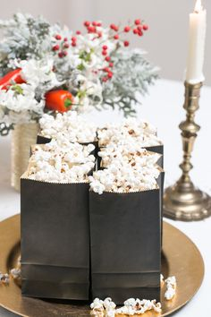 Popcorn for Oscars