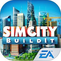 SimCity BuildIt by Electronic Arts