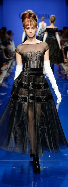 Georges Chakra 2015-2016 F/W Couture