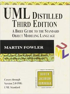 UML distilled by Martin Fowler