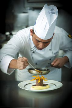 Our kitchens and chefs photography for Dubai World Trade Centre.