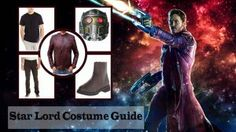 Star Lord 2 costume guide