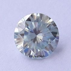 5.20 Ct Vs1 Blueish Green COLOR Pear LOOSE MOISSANITE For Ring//Earrings//Jewelry