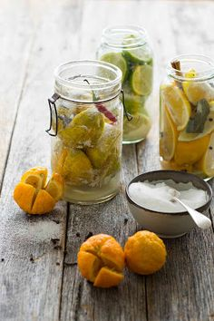 The Food Mentalist: Preserved Lemons and Preserved Limes Cornersmith - Recipes from the cafe and picklery