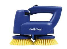 Caddy Clean® Hand Held Scrubber   Polisher   Buffer Machine