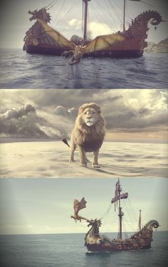 #Narnia The Chronicles of Narnia The Voyage of Dawn Treader
