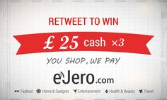 The last day of Retweet to win. Come and become the winner! https://twitter.com/ejero/status/441156109005357056
