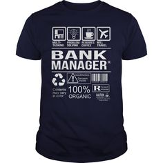Bank Manager Multitasking Problem Solving Will Travel  T-Shirts, Hoodies