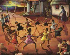 """""""La Ronde"""" by Wilson Bigaud"""