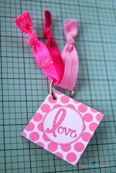She's {kinda} Crafty: Breast Cancer Awareness Month Fundraising Idea
