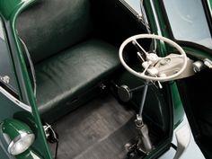 Интерьер BMW Isetta 300 Polizei '1958–62