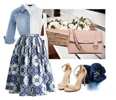 """""""Untitled #121"""" by jovana-p-com ❤ liked on Polyvore featuring Alexander Wang, Chicwish, MICHAEL Michael Kors, women's clothing, women's fashion, women, female, woman, misses and juniors"""