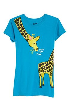 Drug Store Beauty: Delias - Graphic T-shirts For The Win