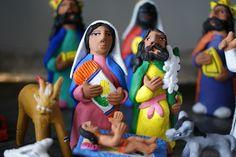 Josefina Aguilar Nativity, Oaxaca, Mexico