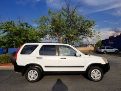 I'M SELLING THIS BEAUTIFUL WHITE 2002 HONDA CRV available with clean NC title! Priced at ONLY $3999 OBO CASH this CAR includes *V TECH LITER ENGINE *Full detail *Clean title *4 new matching tires *Keyless entry *Inspection (good for 1yr.) *A/C and heat *CD/AUX *Power SEATS,Locks, windows, and much more! Take a test drive today with this smooth riding, solid JAPANESE made vehicle with 200xxx HIGHWAY MILES *Serious inquiries only* Call 704-two-07-1512 or Text