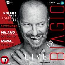 """Annunciati sei appuntamenti """"live"""" nei palasport nel 2016! Acquista ora il tuo biglietto su TicketOne.it!"""