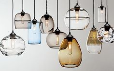 Hennepin Made Pendant Collections - Modern Lighting - Room & Board