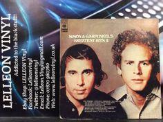 Simon & Garfunkel's Greatest Hits II LP Album Vinyl SONX60195 APLP137 Pop 70's Music:Records:Albums/ LPs:Pop:1970s