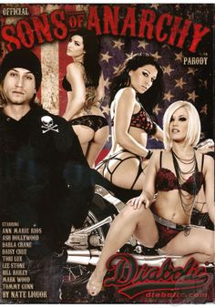 Sons of Anarchy XXX: la porno parodia