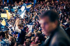 The Espoo Blues are one of the top ice hockey teams in the Finnish Elite League, which the IIHF ranks as the second strongest league in Europe.Blues is blue. Though named Blues, the team had been inconsistent with the use of colour over the years. Kokor…