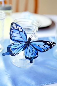 Butterfly Birthday Party Ideas   Photo 9 of 32