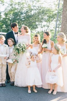 Carolina Mountains Wedding #wedding