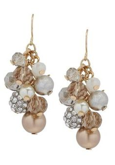 Buckley London Snowball Cluster Earrings. Shop for them here!- http://en-ae.namshi.com/buy-buckley-london-snowball-cluster-earrings-for-women-earrings-54108.html:
