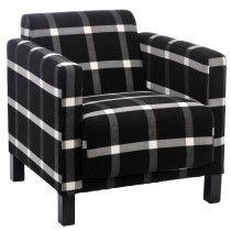 Henderson Lenestol Tub Chair, Accent Chairs, Armchair, Design, Furniture, Home Decor, Visual Diary, Modern Armchair, Black Wool