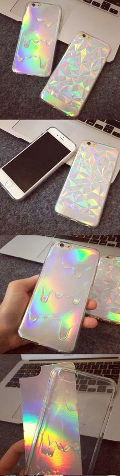 Melting Diamond iPhone Case