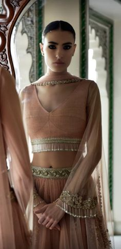86 best Sabyasachi Suits photos by Indian Fashion Trends, India Fashion, Asian Fashion, Indian Attire, Indian Ethnic Wear, Indian Wedding Outfits, Indian Outfits, Sabyasachi Suits, Look Short