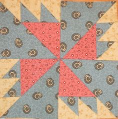 Civil War Quilt blocks 2012 | civil war quilts | Pinterest