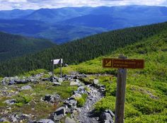 Hiking To The Summit Of Le Mont Albert In Quebec by hikebiketravel.com.  One of the most beautiful hike in Canada.  Put it on your itinerary!