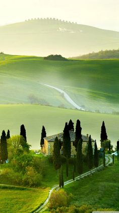 Everybody wants to visit the Toscana, Italy. The Tuscany boasts a proud heritage. left a striking legacy in every aspect of life. Places To Travel, Places To See, Places Around The World, Around The Worlds, Wonderful Places, Beautiful Places, Natural Scenery, Tuscany Italy, Lucca Italy