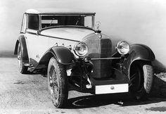 Mercedes-Benz SS 27/140/200 Cabriolet(1927)