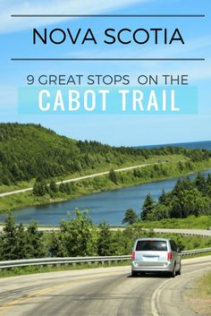 Canada's Cape Breton Island: 9 Best Stops While Driving the Cabot Trail Canada's Cape Breton Island: 9 Best Stops While Driving the Cabot Trail in Nova Scotia East Coast Travel, East Coast Road Trip, East Coast Canada, Nova Scotia Travel, Canadian Travel, Cape Breton, Prince Edward Island, New Brunswick, Canada Cruise