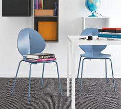 Calligaris Basil Dining Chair CS/1359 | Design Icons  -  Design Icons