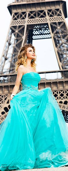 Paris ♔THD♔ jaglady    //I Love This Dress!  Especially The Color!!-MFB