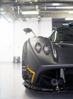 More Carbon Fiber, this time on a Pagani Zonda - Ride in Style #houlihans #sowinningthis