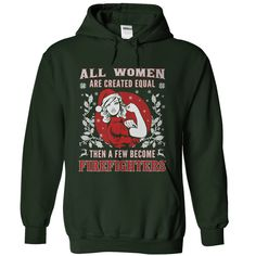 Firefighter Christmas ShirtAll women are created equal then a few become firefighters.firefighter, christmas, firefighters, firefighter shirt, firefighter t shirt, firefighter tee shirt, firefighter tee, best firefighter shirt, cool firefighter shirt, job, job title, firefighter job, firefighter girl, hot selling, best seller, Christmas, best Christmas shirt, ugly Christmas, hot christmas t shirts, firefighter christmas, christmas firefighter, christmas gift, christmas shirt