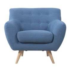 Found it at Wayfair - Mid-Century Modern Tufted Fabric Club Chair Many colours
