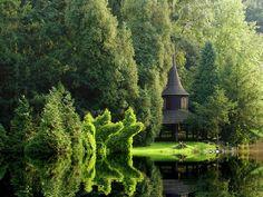 Opočenské zahrady, Czech Republic