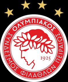 Olympiaikos of Greece crest.