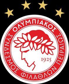 Olympiaikos of Greece crest.