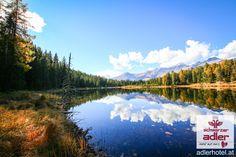 Herbst in Nauders am Reschenpass Winter, Mountains, Nature, Travel, Sun Rays, Woodland Forest, Autumn, Summer, Winter Time