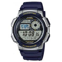 CASIO Collection AE-1000W-2A Orologio da Uomo Digitale 100m #casio #digital #watch #retro #style #vintage #wristwatch