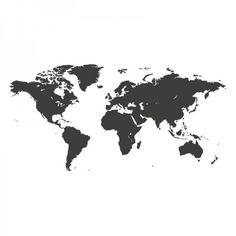 World map outline hd wallpapers download free world map outline vinilo decorativo mo008 gumiabroncs Choice Image