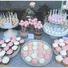 Haylie Duffs Dessert Table At Her Baby Shower The Real Girls