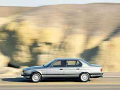 BMW 7 (E32) [1986–1994]
