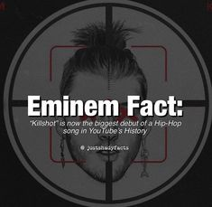 Hip Hop Songs, Best Rapper, Save My Life, Eminem, My Idol, The Man, All About Time, Facts, Shit Happens