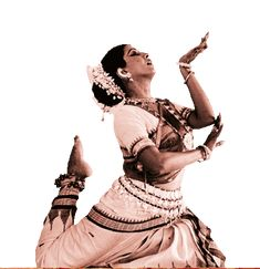 The woman who made me fall in love with Odissi...Protima Gauri. There'll never be another you.